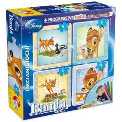 Kirakósok - puzzle Bambi
