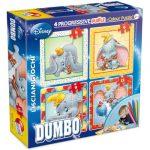 Kirakósok - puzzle Dumbo
