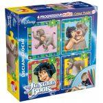 Kirakósok - Puzzle A dzsungel könyve