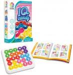 Készségfejlesztő - Logikai - IQ Candy