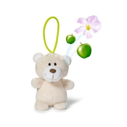 Happy Box Nici - Plüssök - Maci plüss Frischi alma illattal 8 cm