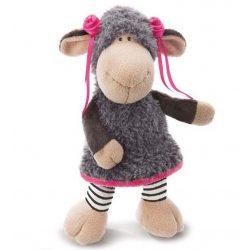Nici Plüssök - Happybox ajándéktárgyak - Nici plüss bárány Jolly Juicy lógó lábú figura 20 cm
