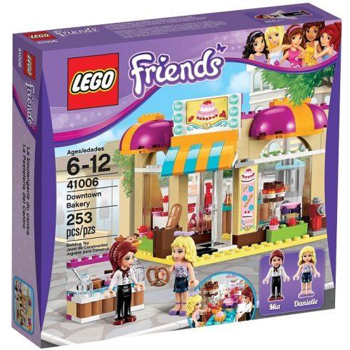 41006 LEGO - Friends - Belvárosi sütöde V29