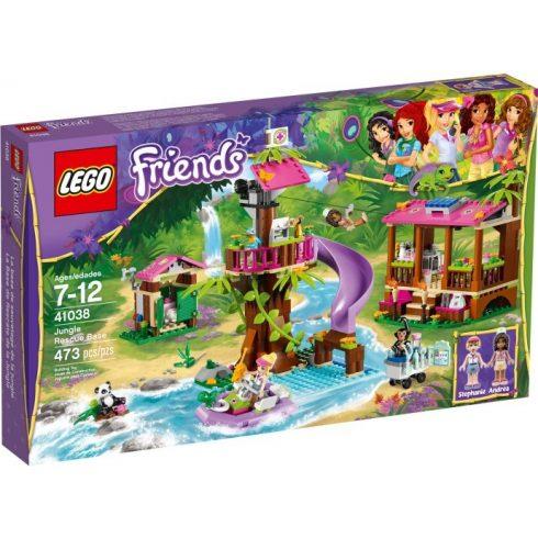 41038 LEGO - Friends - Mentőbázis a dzsungelben