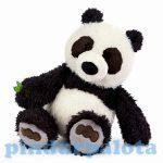 Happy Box Nici - Plüssök - Yaa Boo panda plüss 35 cm