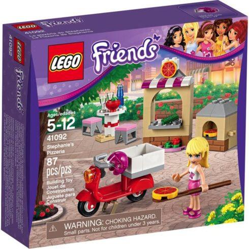 41092 LEGO - Friends - Stephanie pizzázója