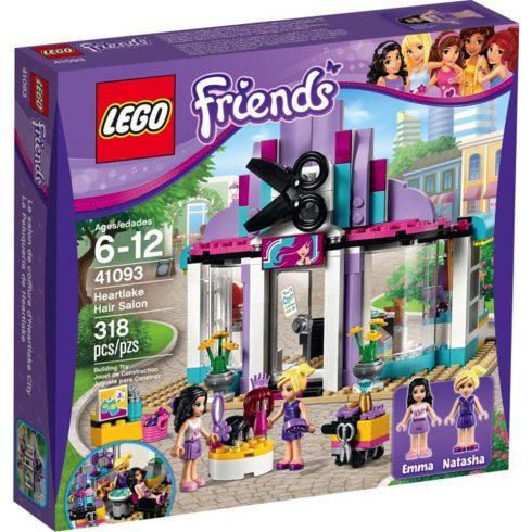 41093 LEGO - Friends - Heartlake hajvágó szalon
