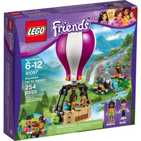 41097 LEGO - Friends - Heartlake - Hőlégballon