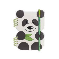 Happy Box Nici - Írószerek - Ya Boo panda spirálfüzet