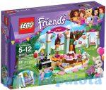 Építőjátékok - Építőkockák - 41110 LEGO Friends - Születésnapi zsúr