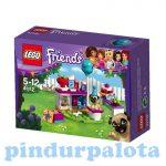 Építőjátékok - Építőkockák - 41112 LEGO Friends Parti sütemények