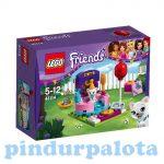 Építőjátékok - Építőkockák - 41114 LEGO Friends - Öltözködés a partira