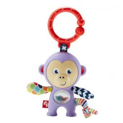 Fisher Price játékok - Fisher-Price majom csörgő