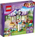 Építőjátékok - Építőkockák - 41124 LEGO Friends - Heartlake kiskutya gondozó
