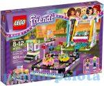 Építőjátékok - Építőkockák - 41133 LEGO Friends Vidámparki dodzsem