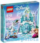 LEGO Disney Princess - Disney Hercegnők Legóból - Lego 41148 Elsa varázsos jégpalotája