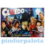 Ügyességi játékok - Hasbro Cluedo klasszikus bűnügyi társasjáték új gyanusítottal