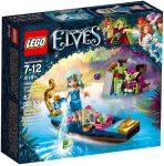 Lego Elves - 41181 Lego Elves Naida gondolája és a tolvaj mano