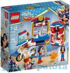Lego játékok - 41235 Lego Superhero Wonder Woman hálószobája
