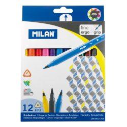 Írószerek - Milan - Milan filc 12-es ergonómikus