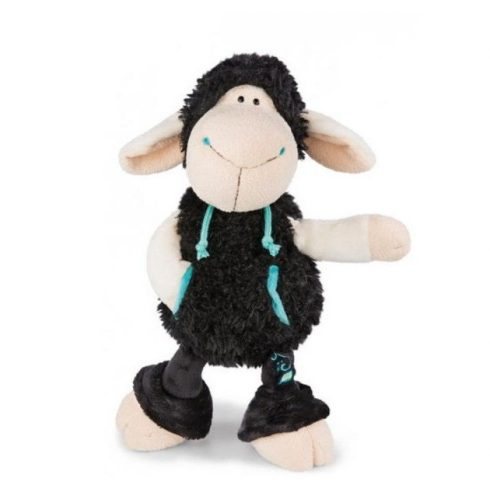 Nici Plüssök - Happybox ajándéktárgyak - Jolly Kasi Bárány, 25cm, lógó lábú