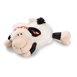 Nici Plüssök - Happybox ajándéktárgyak - Jolly Malou, Bárány fekvő, 20cm