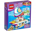 Lego Friends - LEGO Friends Napsütötte katamarán