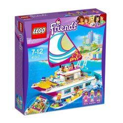 Lego Friends - LEGO Friends Napsütötte katamarán