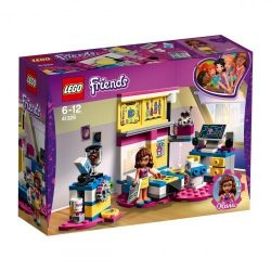 Lego Friends - 41329 LEGO Friends Olivia fantasztikus hálószobája