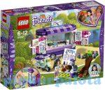 Lego Friends - 41332 Emma mozgó galériája
