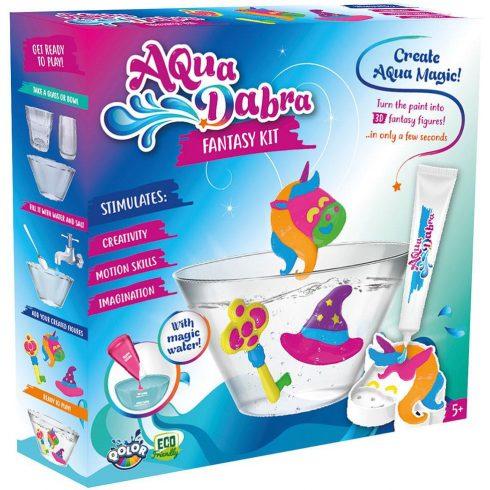 Kreatív játék gyerekeknek - Aqua Dabra Fantasy Kit Varázslatos forma készlet Flair Toys