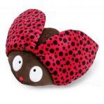Nici Plüssök - Happybox ajándéktárgyak - Plüss Katica 25cm