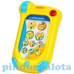 Baba interaktív játékok - Smart telefon ABC Simba