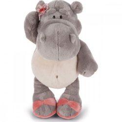 Nici Plüssök - Happybox ajándéktárgyak - Plüss Víziló, 35cm, lógó lábú