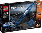 Építőjátékok - Építőkockák - 42042 LEGO Technic Lánctalpas daru