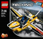 Építőjátékok - Építőkockák - 42044 Lego Technic Légi bemutató