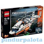 Építőjátékok - Építőkockák - 42052 LEGO Technic - Teheremelő helikopter