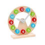 Készségfejlesztő - Logikus gondolkodást fejlesztő játékok - Asztali játékóra fából