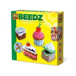 Fűzős játékok gyerekeknek - Vasalható gyöngyszett 3D alkotáshoz