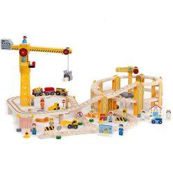 Járművek - Vonatok - Vonatkészlet 82 darabos