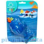 Pancsolós játékok - Baby úszó állatok delfin ABC Simba
