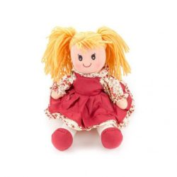 Rongybaba - Lány - 25cm - Luca