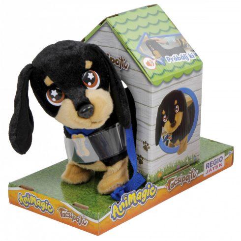 Tacsi pajti interaktív játék tacskó kutya