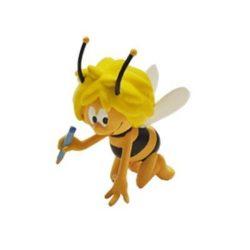 Mese figurák - Mese szereplők - Maja a méhecske tollal műanyag játékfigura Bullyland