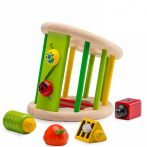 Logikus gondolkodás fejlesztő játékok - Logikai játékok - Készségfejlesztők - Formakereső doboz (ker