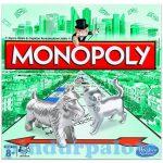 Monopoly Ingatlankereskedelem Társasjáték