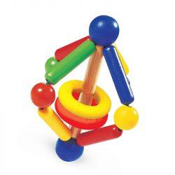 Baba játékok - Bébicsörgő karika középen