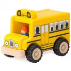 Játék autók - Autós játékok - Játék iskolabusz (W)