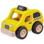Játék autók - Autós játékok - Játék taxi (W)