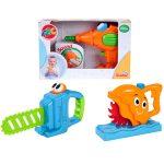 Fejlesztő játékok - ABC Funny Tools vidám szerszámok Simba Toys